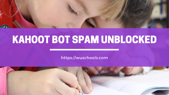 Read more about the article Kahoot bot spam unblocked